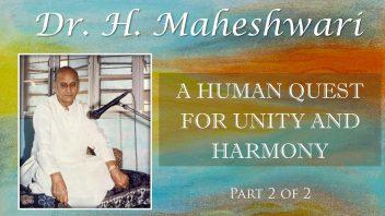 TOD 56 H Maheshwari cover Human Unity part2 1080
