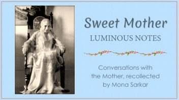 Sweet Mother Luminous Notes AM COVER