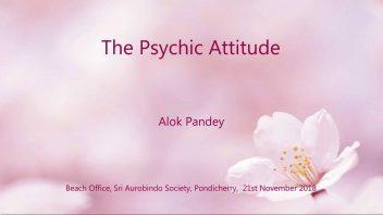 TE 203 The Psychic Attitude