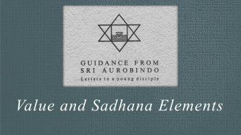 32 Value and Sadhana Elements