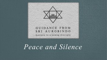 35 Peace and Silence