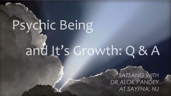 The Psychic Being and Its Growth