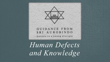 41 Human Defects and Knowledge