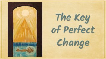 The key of perfect change cover