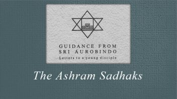 53 The Ashram Sadhaks