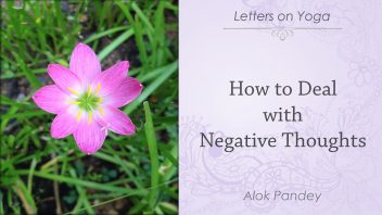 How to deal with negative thoughts 2