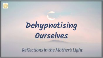 Dehypnotizing ourselves