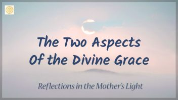 TE 279 The Two Aspects of the Divine Grace