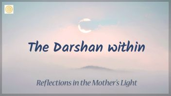 The Darshan within