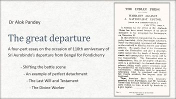 The Great Departure cover