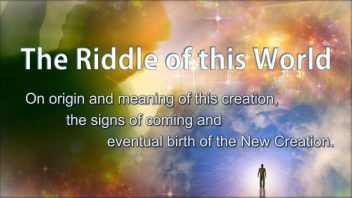 TE 299 The Riddle of This World SC1