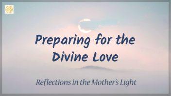 RH 016 Preparing for the Divine Love