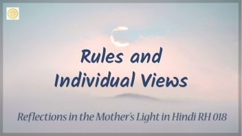 RH 018 Rules and Individual Views