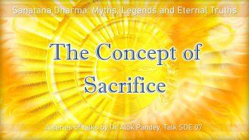 SDE 07 The Concept of Sacrifice