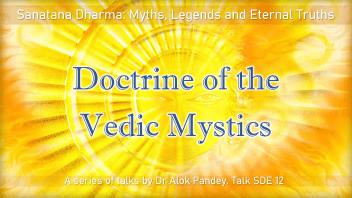 SDE 12 Doctrine of the Vedic Mystics