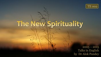 The New Spirituality TE 002