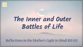 RH 035 The Inner and Outer Battles of Life