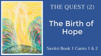 TE 301 The Quest (2) The Birth of Hope