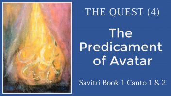 TE 303 The Quest (4) The Predicament of the Avatar