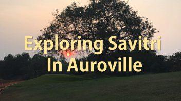 1999 Exploring Savitri in Auroville cover