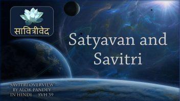 SVH 39 Satyavan and Savitri B5C3