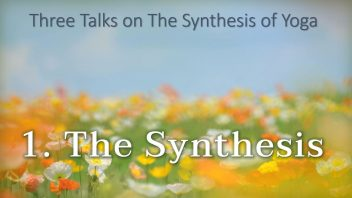 TE 307 The Synthesis (The Synthesis of Yoga 1)