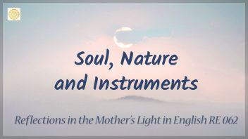 RE 062 Soul, Nature and Instruments