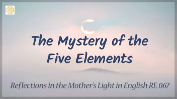 RE 067 The Mystery of the Five Elements