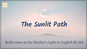 RE 068 The Sunlit Path