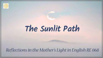 RE 068 The Sunlit Path