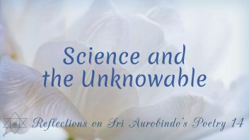 SAP 14 Science and the Unknowable