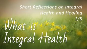 TE 318 What is Integral Health
