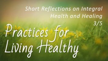 TE 320 Practices for Living Healthy