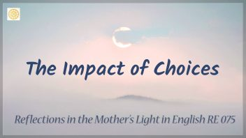 RE 075 The Impact of Choices
