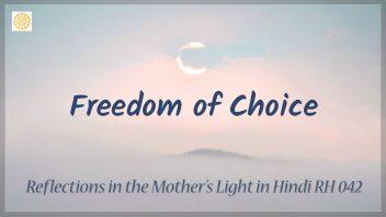 RH 042 Freedom of Choice