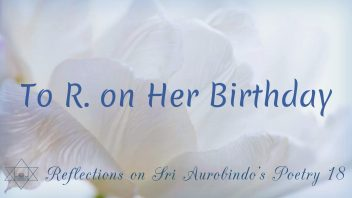 SAP 18 To R On Her Birthday