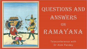 TE 327 Questions and Answers on Ramayana