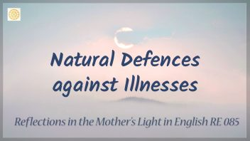 RE 085 Natural Defences against Illnesses