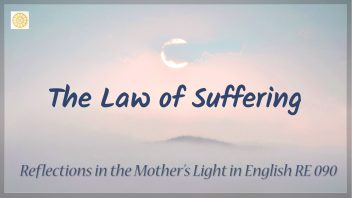 RE 090 The Law of Suffering