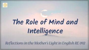RE 092 The Role of Mind and Intelligence