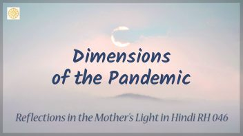 RH 046 Dimensions of the Pandemic