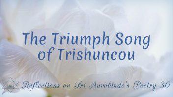 SAP 030 The Triumph-Song of Trishuncou