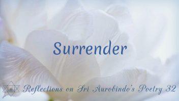 SAP 032 Surrender