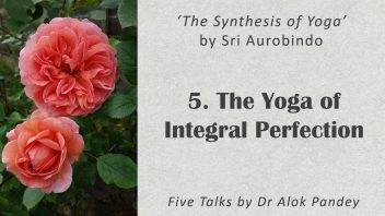 TE 341 The Yoga of Integral Perfection