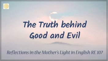 RE 107 The Truth behind Good and Evil c