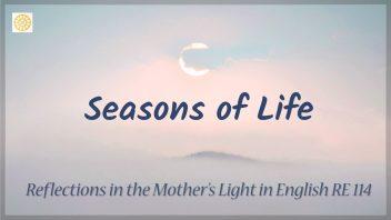 RE 114 Seasons of Life