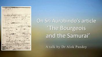 TE 349 The Bourgeois and the Samurai cc