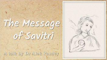 TE 350 The Message of Savitri cc2