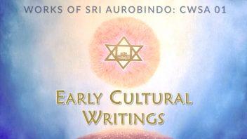 CWSA 01 Early Cultural Writings