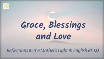 RE 122 Grace, Blessings and Love